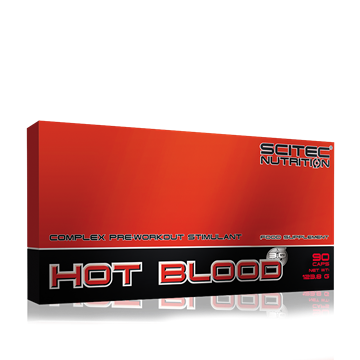 Picture of HOT BLOOD 3.0 90 CAPSULES