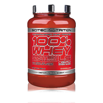 Picture of Scitec 100% Whey Protein* Professional Lightly Sweetened (LS)