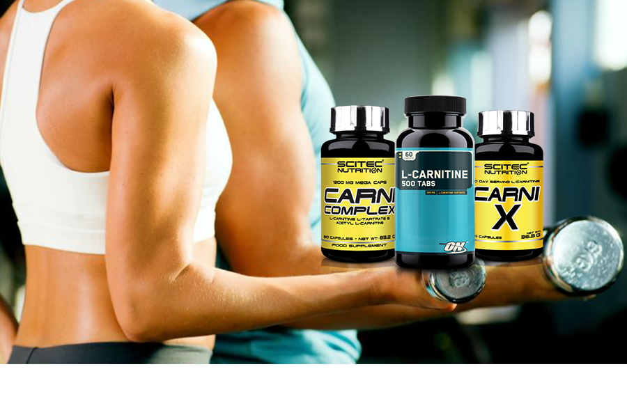 Picture for category L-Carnitines