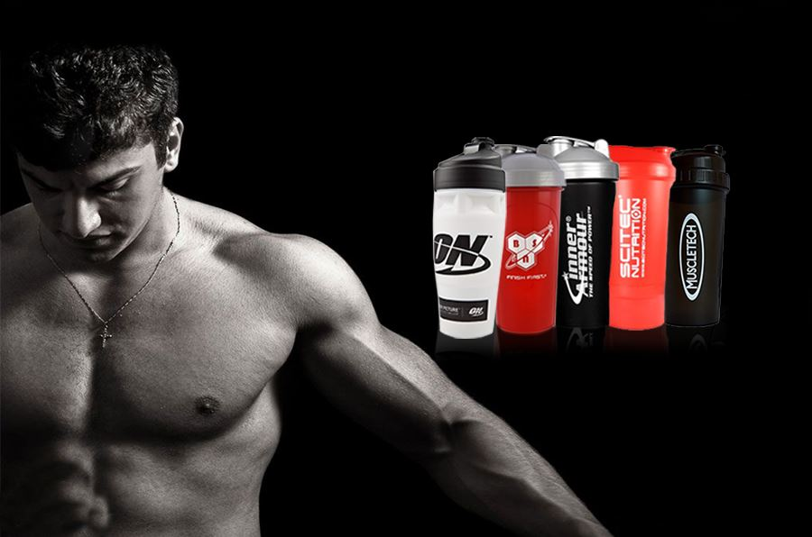 Picture for category Shaker Cups