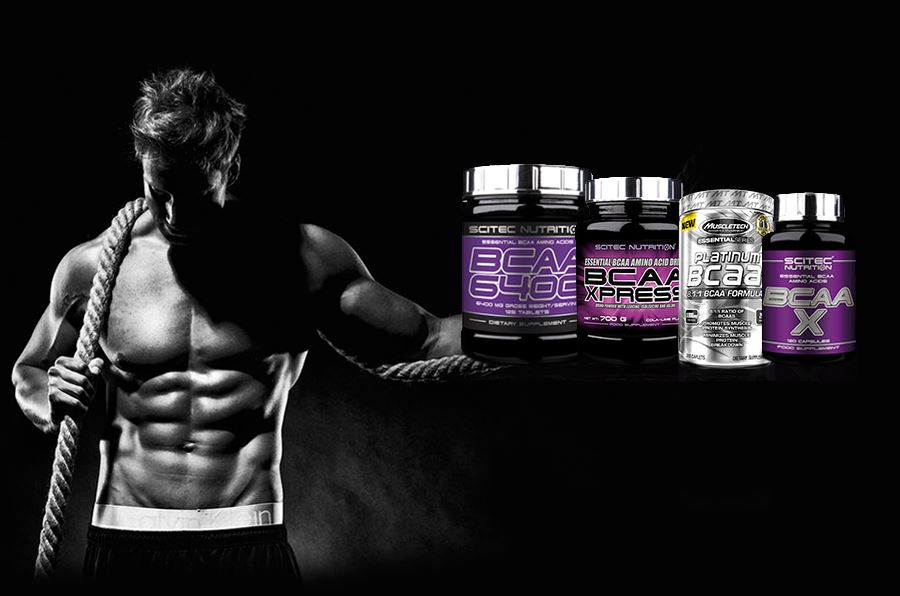 Picture for category BCAA