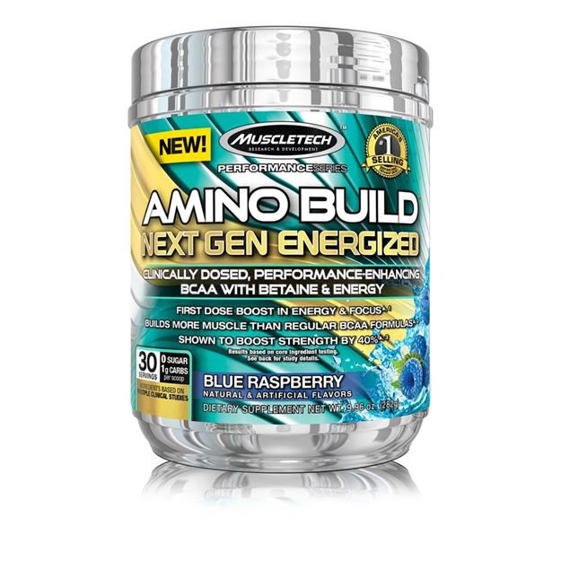 Picture of Muscletech Amino Build Next Gen Energized 282 gm