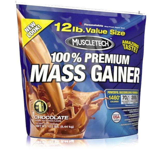 Picture of 100% Premium Mass Gainer 12lb