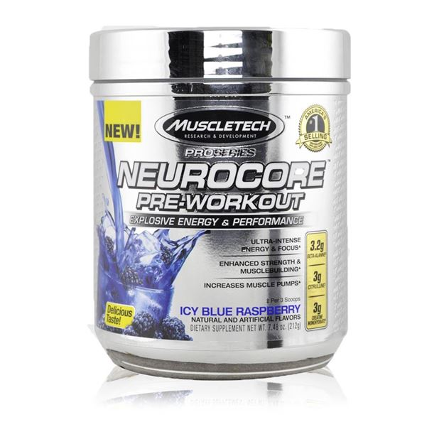 Picture of Muscletech Pro Neuro Core Pre Workout 225 gm