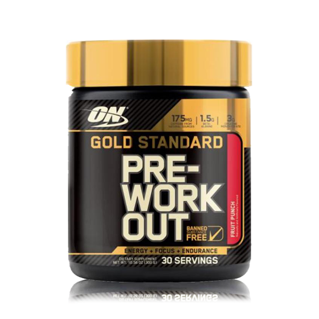 Picture of ON Gold Standard Pre workout 300 gm