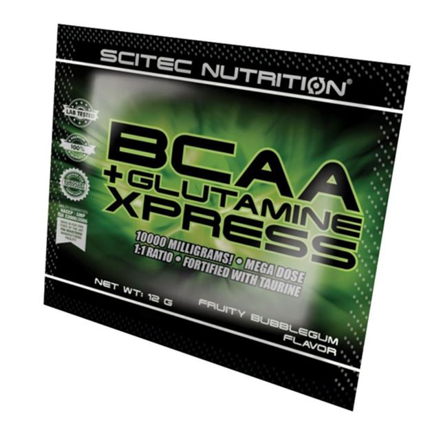 Picture of Scitec BCAA + Glutamine Xpress 12g