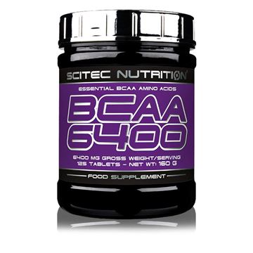 Picture of Scitec BCAA 6400 125 Tablets