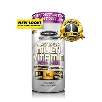Picture of Multivitamin for Her  90 Capsules