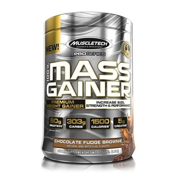 Picture of Muscletech Pro Series Mass Gainer 5.15lb