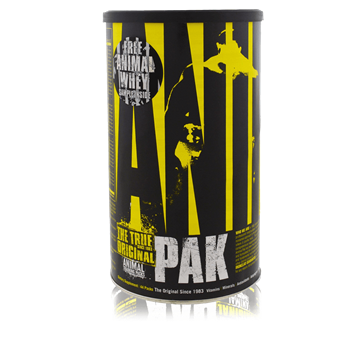 Picture of Universal Animal Pak 44 Pack