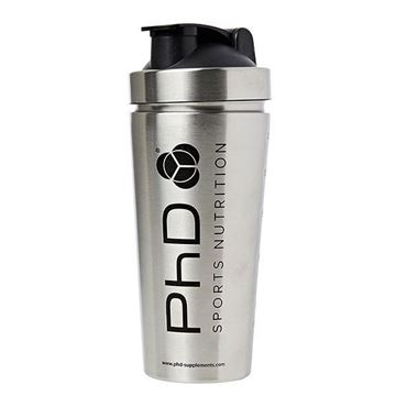 PhD-Stainless-Steel-Silver-Shaker-sports-nutrition